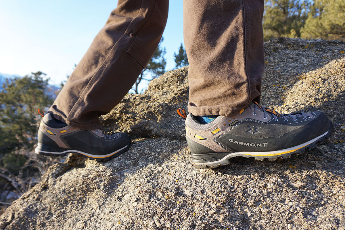 Review Dragontail Mnt Gtx By Garmont Adventure Rig