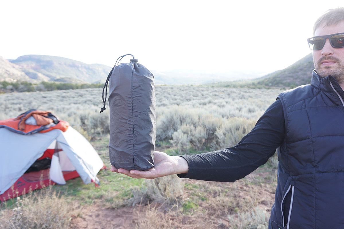 Review Neoair Trekker Sv By Therm A Rest Adventure Rig